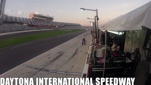 24 Hours of Daytona Timelapse from ESM Pit