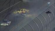Caution Flag Number 10 - Daytona 500 - Daytona - 02/27/2012