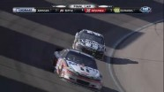 Final Lap In Las vegas - Kobalt Tools 400 - Las Vegas 2012