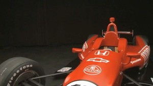 Indycar 2012 - New Car