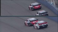 Tony Stewart's Dynamic Moves - Auto Club 400 - Fontana - 2012