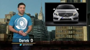 Mercedes A25 AMG Specs, Vietnam Cop Bus Jumper, Best Interiors, & Humpday GOTW!