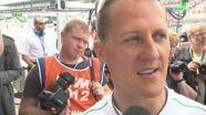 2012 DTM Season Opener - Michael Schumacher