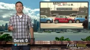 Episode 1400, New Chrysler Sedans, Mini Parking, Fiesta RS, & CoW!