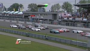 FIA GT1 Championship - Slovakia (08-10 June 2012)