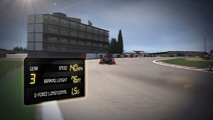 2012 Formula 1 Grand Prix of Great Britain - Pirelli 3D Simulation