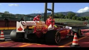 F1 Pirelli 2012 - Italy - Paul Hembery Interview