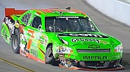 Danica Patrick crashes in Richmond