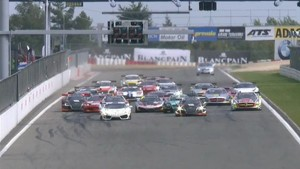 Blancpain Endurance Series - Round 5 Nürburgring, Germany (22 - 23 September 2012)