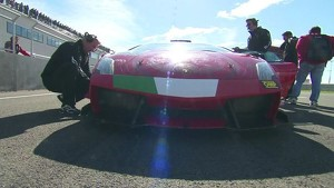 2012 Lamborghini Blancpain Super Trofeo - Final Round in Navarra, Spain