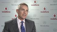 Martin Whitmarsh - Vodafone McLaren Mercedes MP4-28 car reveal