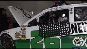 2013 Garagecam Daytona 500 practice