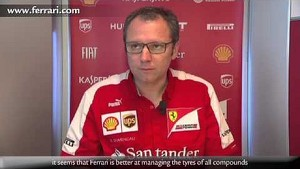 Spanish Grand Prix - Stefano Domenicali, about race