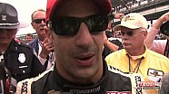 Kanaan Wins the Indy 500