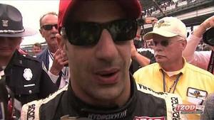 Kanaan Wins the Indy 500