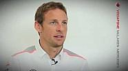 Silverstone 2013: Jenson Button message to McLaren fans