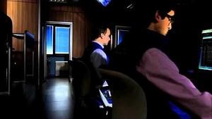 Professor B and the Dallara Simulator