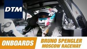 Onboard Bruno Spengler BMW M3 DTM - DTM Race Moscow Raceway