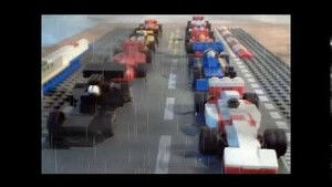 Lego Rush trailer