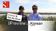 2013 Korean GP - Race Preview / Ask the Driver - Sauber F1 Team