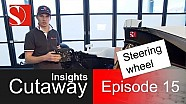 Cutaway Insights - Episode 15: Steering wheel - Sauber F1 Team