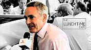 Lunchtime Chat with Martin Whitmarsh