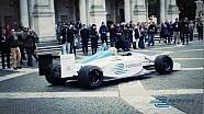 Rome welcomes FIA Formula E championship