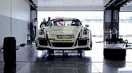 Porsche Carrera Cup GB 2014: Getting ready to race