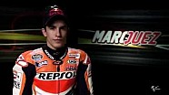 Marc Marquez and his 2014 Honda RC213V