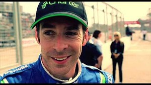 Simon Pagenaud post race interview from the Grand Prix of Long Beach.