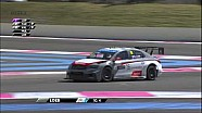 Yvan Muller on pole at the Circuit Paul Ricard - Citroën WTCC 2014