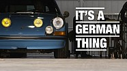 The 911's Appeal Is a German Thing