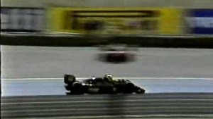 Senna vs. Mansell - Photo finish at Jerez in 1986