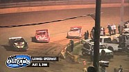 Highlights: World of Outlaws Late Model Series Lavonia Speedway May 3rd, 2014