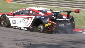 Blancpain Sprint Series - Cars, Crashes and Spins