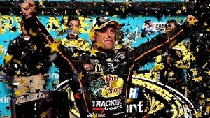 Victory Lane: Jamie McMurray