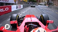 Kimi Raikkonen on-board at Monaco