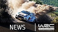 Stages 1-3: Rally Italia Sardegna 2014