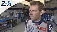 Le Mans 2014 - Anthony Davidson, driver of the Toyota TS040 HYBRID # 8