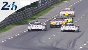 Le Mans 2014: Highlights 24 hour