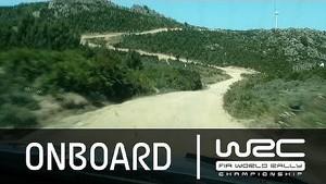 59km Onboard! Hayden Paddon/ Rally Italia Sardegna 2014