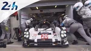 Le Mans 2014: highlights hour 23