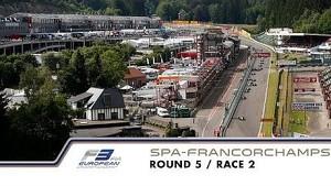 14th race FIA F3 European Championship 2014