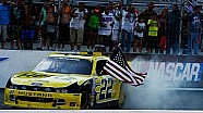 Keselowski dominates New Hampshire for NNS win