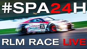 24 Hours of Spa - last 4 hours of the race