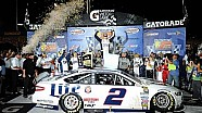 Keselowski: 'These are nights you live for'