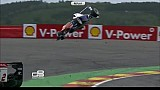 2014 GP3 Spa Tereschenko in massive flip