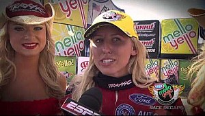 2014 AAA Texas NHRA FallNationals Race Recap