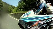 Ben and Tom Birchall's Sidecar Crash - 2014 Isle of Man TT
