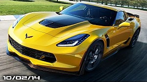 Corvette Z06 Performance Figures, 2016 Porsche Cayman, Infiniti Inspiration - Fast Lane Daily